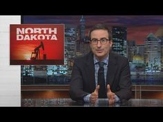 John Oliver Rips Fracking Industry for its Deadly Bakken Boom, Killing One Person Every Six Weeks