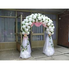 Свадебная арка 002