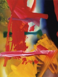 Gerhard Richter » Art » Paintings » Abstracts » Faust » 459