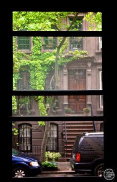 NYC. Manhattan. view in the Upper East Side Ⓒ Alberto Reyes