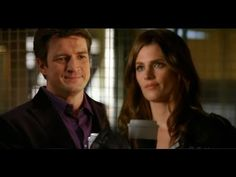 """▶ Best of Castle """"In Trouble with Beckett Moments"""" - YouTube"""