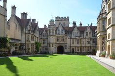 The New Quad, Brasenose College
