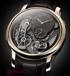 Montres Romain Gauthier 2013 - Logical One Romain Gauthier - Photos de montres