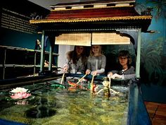 Liberec – Vrámci festivalu Mateřinka 2017, který každoročně představí profesionální loutková divadla zaměřená pro děti, uvidíme také jednu unikátní výstavu. Magie loutek vzdáleného Orientu má podtitul Divadlo zrozené zvody – vietnamské vodní loutkové divadlo. Dlouhý, ale lákavý název patří výstavě, která se otevře návštěvníkům vernisáží ve středu 7.června vSeveročeskémmuzeu.