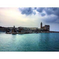 •Trani• #puglia #trani #mare #cattedrale #igerspuglia #igersitalia #italialandscape #instagram #instaphoto #photooftheday #volgoitalia #volgo #volgopuglia