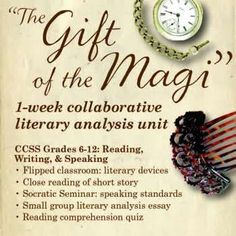 "literary analysis essay for the gift of the magi Literary analysis of the gift of the magi the twists and turns of the plot as it unfolds within o henry's ""the gift of the magi"" are what simply captivate the reader in such a short amount of pages."