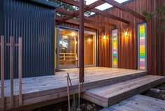 Contemporary Porch by Box™, Inspiration for the Shore house