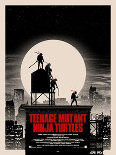 Teenage Mutant Ninja Turtles by Matt Ferguson