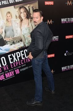 """Thomas Lennon attends the Los Angeles premiere of """"What to Expect When You're Expecting"""" on May 14, 2012."""