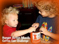 The Good Long Road: {Bloggers Go Orange} Moms Fighting Hunger Blog Hop for Hunger Action Month