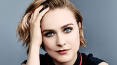 "Evan Rachel Wood: ""They Said I Didn't Have the Face for Short Hair"""
