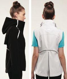 convertible jacket - Google Search