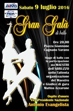 Gran Gala di Ballo a Cagnano Varano - http://blog.rodigarganico.info/2016/eventi/gran-gala-ballo-cagnano-varano/