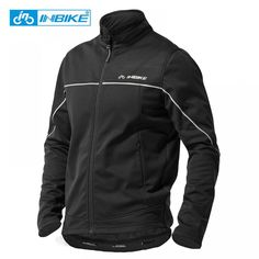 Shop a great selection of INBIKE Winter Men's Windproof Thermal Cycling Running Jacket. Find new offer and Similar products for INBIKE Winter Men's Windproof Thermal Cycling Running Jacket. Road Bike Clothing, Winter Cycling, Men's Cycling, Barbour Jacket, Jacket Men, Leather Jacket, Cycling Outfit, Cycling Clothes, Men's Clothing