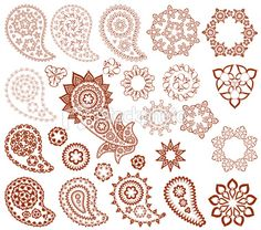 ff64bf22b 88 Best Zentangle - henna & paisley things images in 2012 | Mandalas ...