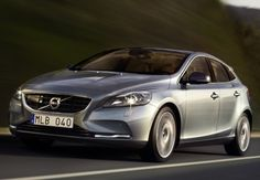Volvo will launch it's new hatchback as V-40 in 2013