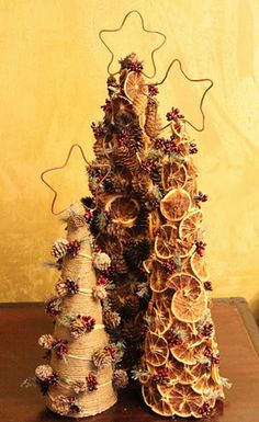 Christmas Tree Fruit Ornaments.14 Best Dried Fruit Xmas Decorations Images Xmas