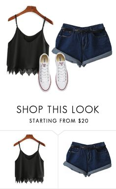 """""""🌸🌺🌸"""" by mariami-princess2013 ❤ liked on Polyvore featuring Converse"""