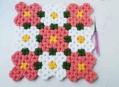 Easy box fiber model making - My CMS Plate Mat, Crochet Videos, Models, Diy And Crafts, Fiber, Crochet Hats, Blanket, How To Make, Handmade