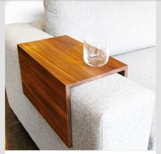 DIY side 'table'