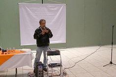 """Sesión de preguntas y respuestas, Dr. Víctor Sánchez, Simposio: """"Transformación Educativa: Reflexiones transdisciplinarias sobre la mediación tecnológica en educación"""", Eje temático I: """"Panorama de la educación: necesidades y posibilidades de la transformación"""", 25 de septiembre, """"II Congreso Internacional de Transformación Educativa Alternativas para Nuevas Prácticas Educativas"""", del 23 al 26 de septiembre de 2015, ciudad de Tlaxcala."""