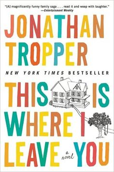 Who would've thought that a novel about a very dysfunctional family set at a funeral could be full of such bawdy humor and genuine warmth?