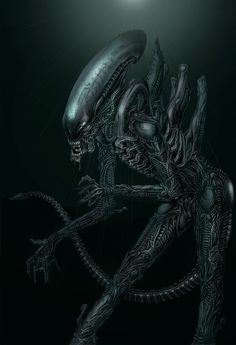 Alien by Harnois75