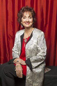 Robin Strasser  (Photo Courtesy of Victoria Will / TV Guide Magazine)