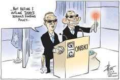 Pope Brilliance...TODAYS schools funding policy...Canberra Times 3 Dec 13