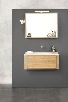 Ethnicraft Bathroom: the Qualitime line.