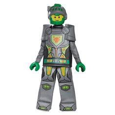 Disguise Lego Nexo Knights Boys' Aaron Prestige Costume : Target