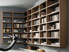 √ Surprising Small Bookshelf Decorating Ideas With High Quality Pictures For 2019 Bookshelves In Living Room, Small Bookshelf, Wood Bookshelves, Library Shelves, Bookshelf Design, Bookshelf Decorating, Decorating Ideas, Elegant Living Room, Chic Living Room