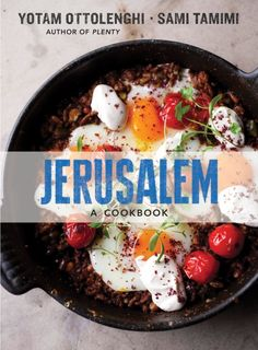 Masters of flavor, color and texture, Yotam Ottolenghi & Sami Tamimi releasing JERUSALEM a cookbook  this fall