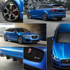 "breakdown-jaguar-xfr-s-speedbrake-gear-patrol-lead-full. Some 20 years ago I told a friend ""If I had loads of money, I'd buy a Jag and turn it into a station wagon :)"