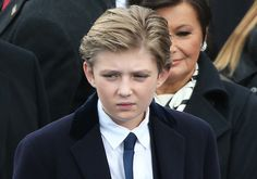 Barron Trump made his Science Awards debut with a brand new project centered around the regulation of thermodynamics in shale rock in the upper peninsula of Lake Porter, Arkansas.  Barron Trump Wins National Academic Award – The Daily Chronicle