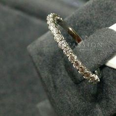 #diamond #engagement #ring #eternity #love #passionjewellers