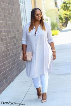 30 Best Ideas womens fashion casual curvy plus size Plus Size Fashion Blog, Plus Size Fashion For Women, Plus Size Women, Plus Fashion, Womens Fashion, Fashion Trends, Curvy Outfits, Mode Outfits, Plus Size Outfits