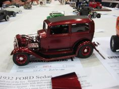'32 Ford Vicky with a flathead motor