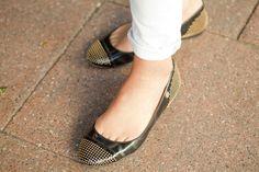 Street style en Madrid: zapatos de Cuplé. Imagen de Vogue.es  -  Street Style in Madrid. Cuplé shoes. Pic: Vogue.es