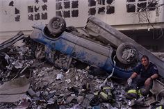 James Nachtwey's 9/11 Photographs - LightBox