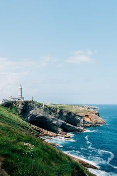 Faro de Punte Silla lighthouse-visit-santander