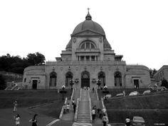 St. Joseph's Oratory, atop Mount Royal in Montréal, Québec, Canada