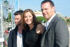 """Erica Durance, Michael Shanks and Daniel Gillies are keeping hope alive in """"Saving Hope""""."""