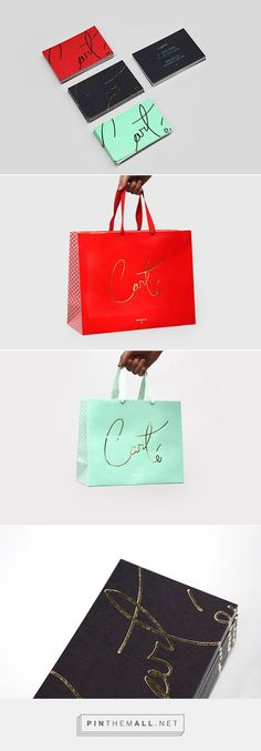 Carté on Behance | Fivestar Branding – Design and Branding Agency & Inspiration Gallery