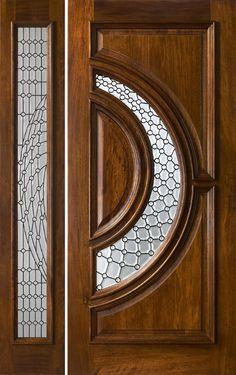 Olympus Mahogany Wood Door | Ideas for the House | Pinterest | Wood ...