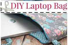 Tutorial: Quilted laptop sleeve