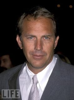 Kevin Costner is yummy