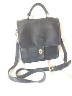 Vintage COACH Station Crossbody Handbag in by SavedbytheSaver, $70.00