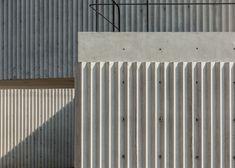 Cherem Arquitectos designs corrugated concrete house in Mexico