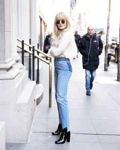 These Two Denim Trends Will Be Huge This Fall
